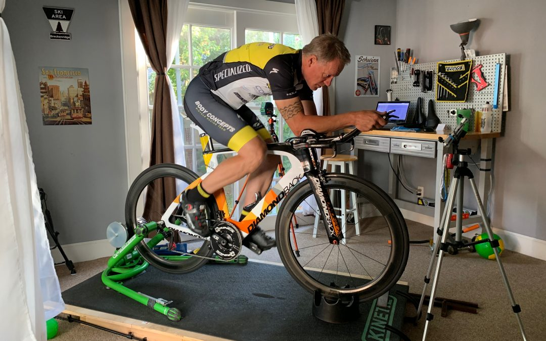 Time Trial Bike Fit 091319