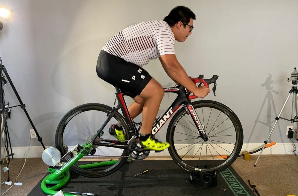 100519 Road Bike Fit